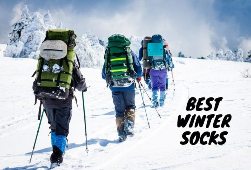 5531f845a 11 Best Winter Socks for Extreme Cold - New England Gear Guide