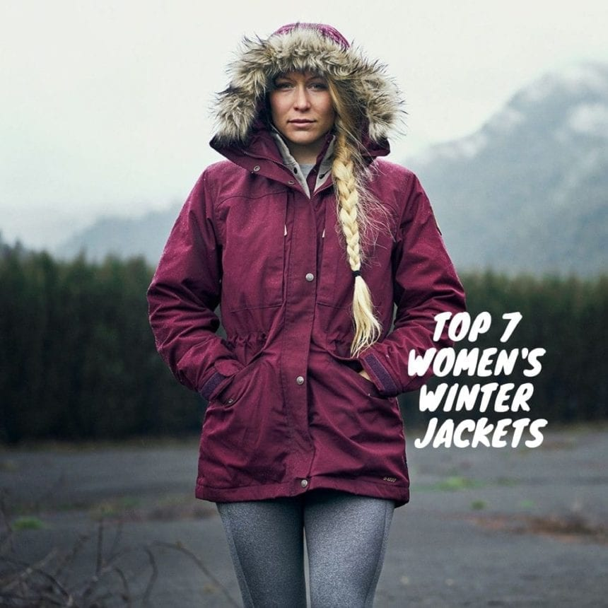 100% authentic 597b9 b118e Top 7 Women's Winter Jackets - New England Gear Guide