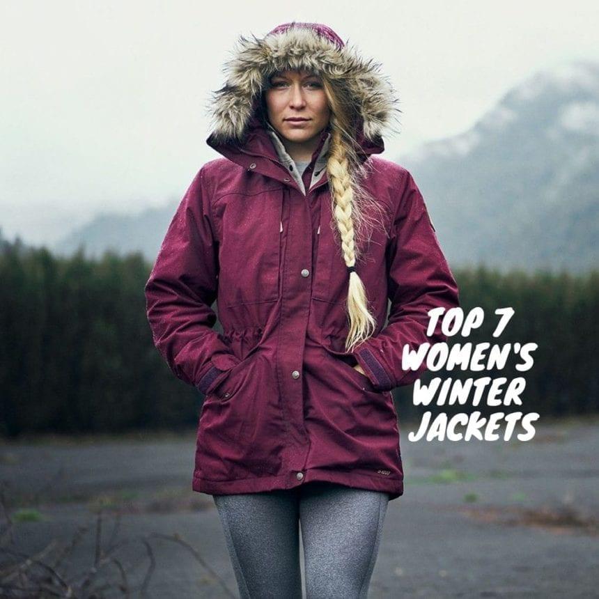 Top 7 Women's Winter Jackets New England Gear Guide