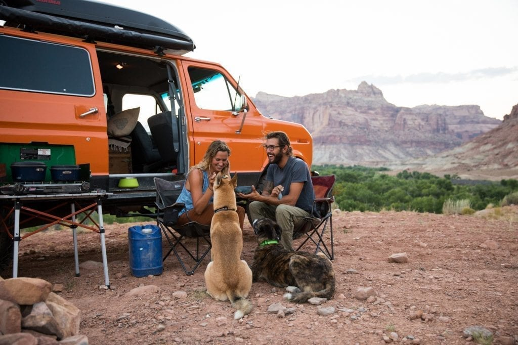 Camping Gear for Dogs